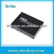 RCA to HDMI Connector RCA to HDMI Converter
