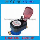 Smart water meter,Wireless Remote Transmission Water Meter(Valve Control) LXSG-25E/FK