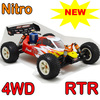 new rc car nitro 1 10 scale 4wd off road rc nitro buggy wholesale nitro rc cars for sale