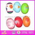 Nuevo 2015 maracas de huevo, educativos de huevo maracas juguetes y caliente de la venta de huevos de preescolar w07i026 maracas