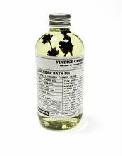 Lavender Bath Oil - Natural Aroma Bath Oil by VINTAGE CANDELLA - Cosmetic Line