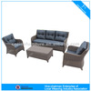 F- FC004 Outdoor nordstrom furniture rattan sofa set