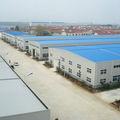 Long span estrutura de aço pré-fabricadas armazém/oficina/galpão