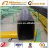 Supply black carbon square hollow steel tube,china manufacturer