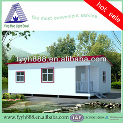 2015 china export prefab home/container house