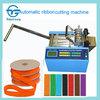 Automatic webbing cutting machine