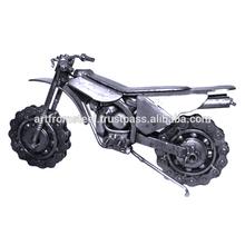 "Dirt Bike Figurine (10"")"
