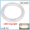 New design Transparent and Frosted led ring light