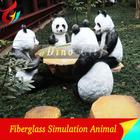 Fiberglass Animal Statues of Panda