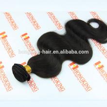 22 inch human hair weave 5a grade brazilian virgin remy hair