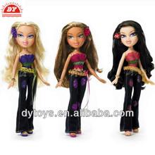 Custom little girl doll models