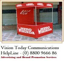 Outdoor road/ hoarding/ tri-vision / banners/ highway billboard/ corporate/ bus branding/ advertising.