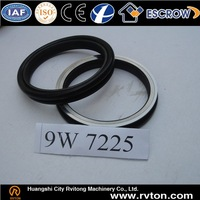 Metal cased 9W 7225 Rotary shaft oil seal