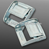 buckle for 50mm cam buckle strap, buckle with 50mm zinc/alum plated