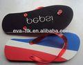 promocionais personalizados baratos moda sandálias de salto baixo