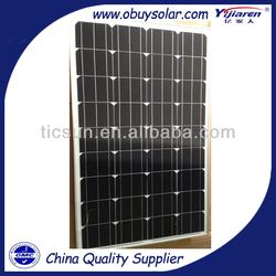 3-300W Monocrystalline Silicon Solar Panel