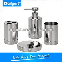 Household bathroom accessories set factory(V032016)