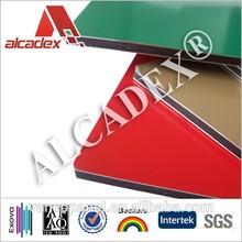 laminating sandwich sheet, aluminum roof panel, wall cladding acp