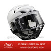 Hockey helmet with high quality clear visor