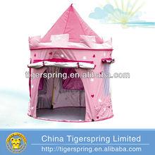 Various type tent princess