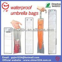 umbrella bags used for wet umbrella wrapped machine