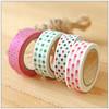 scrapbooking japanese washi adhesion paper tape