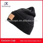 Comfortable Custom Blank Plain Acrylic Beanie/Knitted Hat/Cap