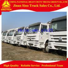 All wheel drive 6x6 truck head truck for sale
