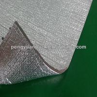 Fire Resistant foil XPE foam insulation silver foam insulation