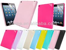 colorful tpu case for apple ipad mini