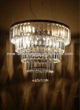 คริสตัลห้อยโคมไฟคริสตัลโคมไฟระย้า/บ้านหรูหราแสง/โคมไฟ