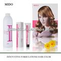 cn gz mido fabricante permanente seletiva cabelos danificados 100ml marrom cor de spray de cabelo