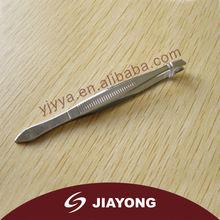 Eyebrow tweezers/Tweezer/Stainless steel tweezers MZ-013