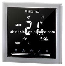 AC322 AC LCD Digital black Thermostat