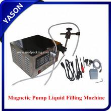 Small Vials Bottle Liquid Filling Machine/Water Filling Machine/Oil Filling Machine