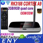 High quality iptv google tv android set top box EKB311B CS918