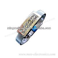 Graceful Bracelet Gift USB Flash Memory/ Customized Logo USB Flash Disk