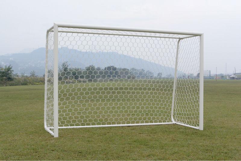 High Quality Futsal Goal ''GP'' with side frame welded also Handball Use Sanwa Taiku