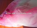 organza di seta tessuto stampato