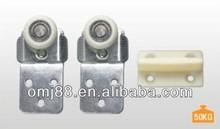 visible cabinet door hardware