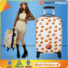 press-resistance travel trolley luggage bag
