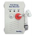 Prevención de caídas de alarma o de alerta para el paciente del hospital de ancianos& sillas de ruedas o uso en el hogar de llamada de enfermera cadena tire monitor de la cama