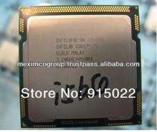 Dual-core 8 i5 650 i5 660 661 670 i5 680 i5 750 i5 750S i5 760 (LGA1156) desktop cpu !