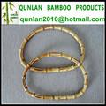 personalizado de bambu alças para bolsas