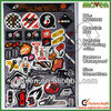 Quality Maven 75 Models 30x45 Waterproof PVC Motorcycle Decorative Sticker For Yamaha Honda Motorcycle Accessories MV22002
