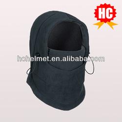 HC outdoor winter full face mask ski hat