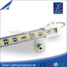 waterproof 60leds/m 24v smd 5050 rigid led strip with 18-20lm/led