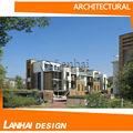 arquitectura y diseño de casas de madera prefabricadas