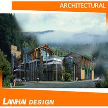 Light Steel Villa Architectural Design