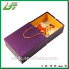 Luxury antique cardboard gift box hot sale